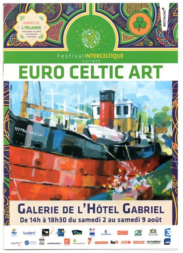 Lorient 2014 Exhibition catalogue